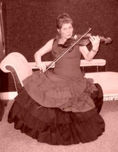 violine low