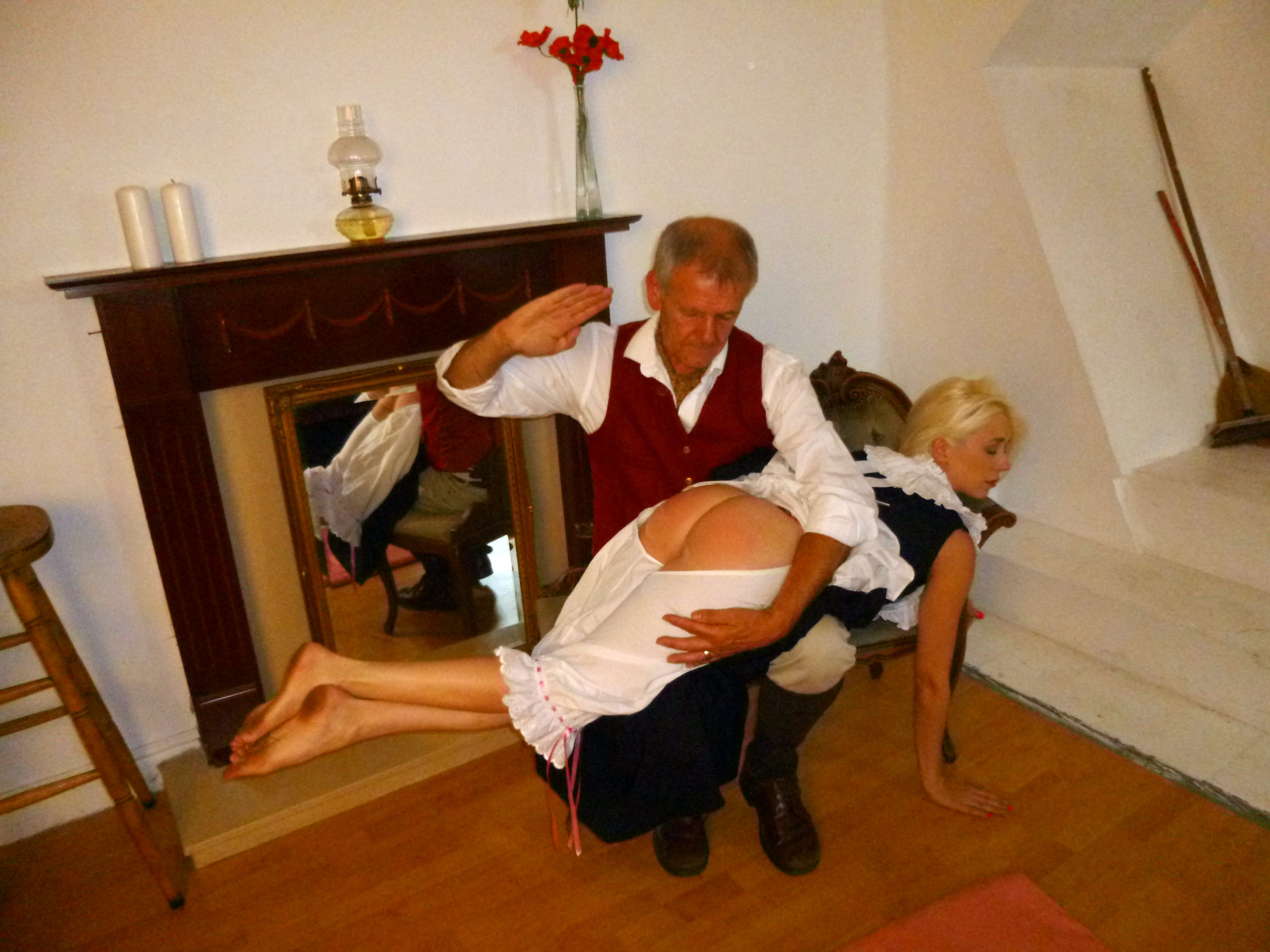 French dressed undressed wives
